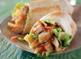 Tropical Smoothie Cafe - Thai Chicken