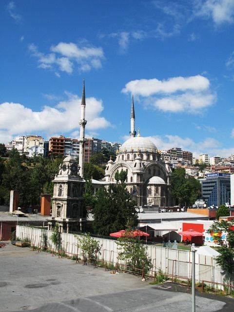 istanbul, tophane
