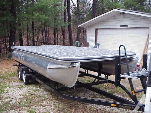 Pontoon Boat Ski Tow Bar >> Pontoon boat for sale - new | Pontoon boats for sale, Pontoon boat, Pontoon houseboats for sale