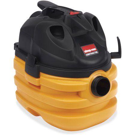 Shop-Vac Heavy-Duty Portable Vacuum, Yellow