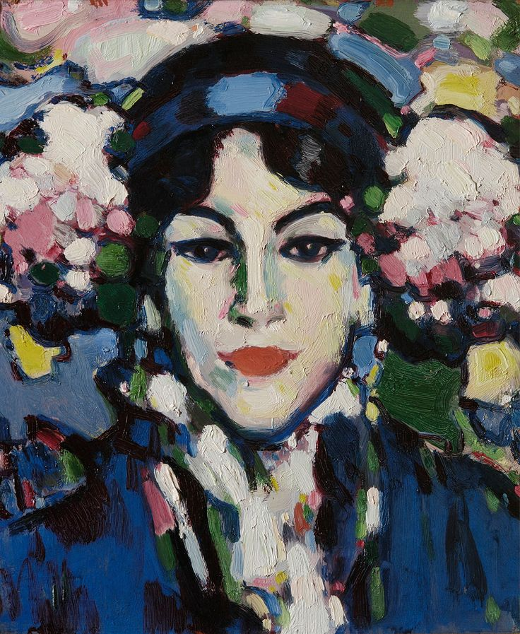 The Scottish Colourist: J.D. Fergusson: 5 July – 19 October 2014 - Exhibitions - What to see - Art Fund