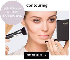 Schminktipp Contouring - Gesichtsform richtig schminken