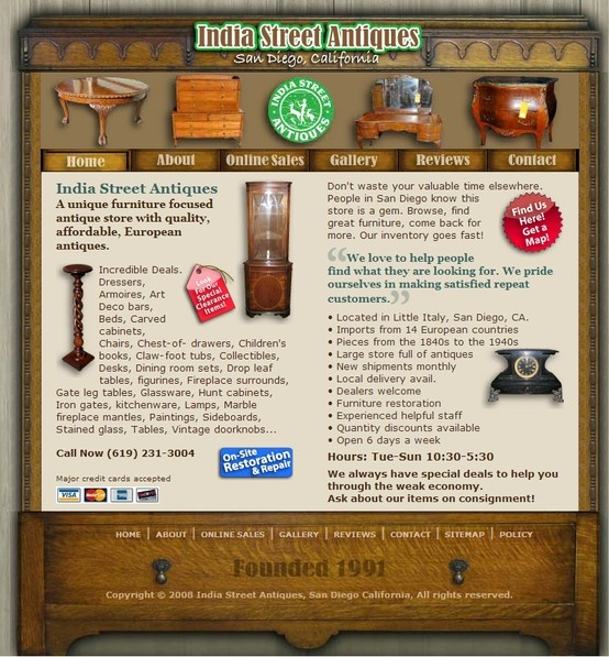 16 best san diego antiques images on pinterest india for Affordable furniture san diego
