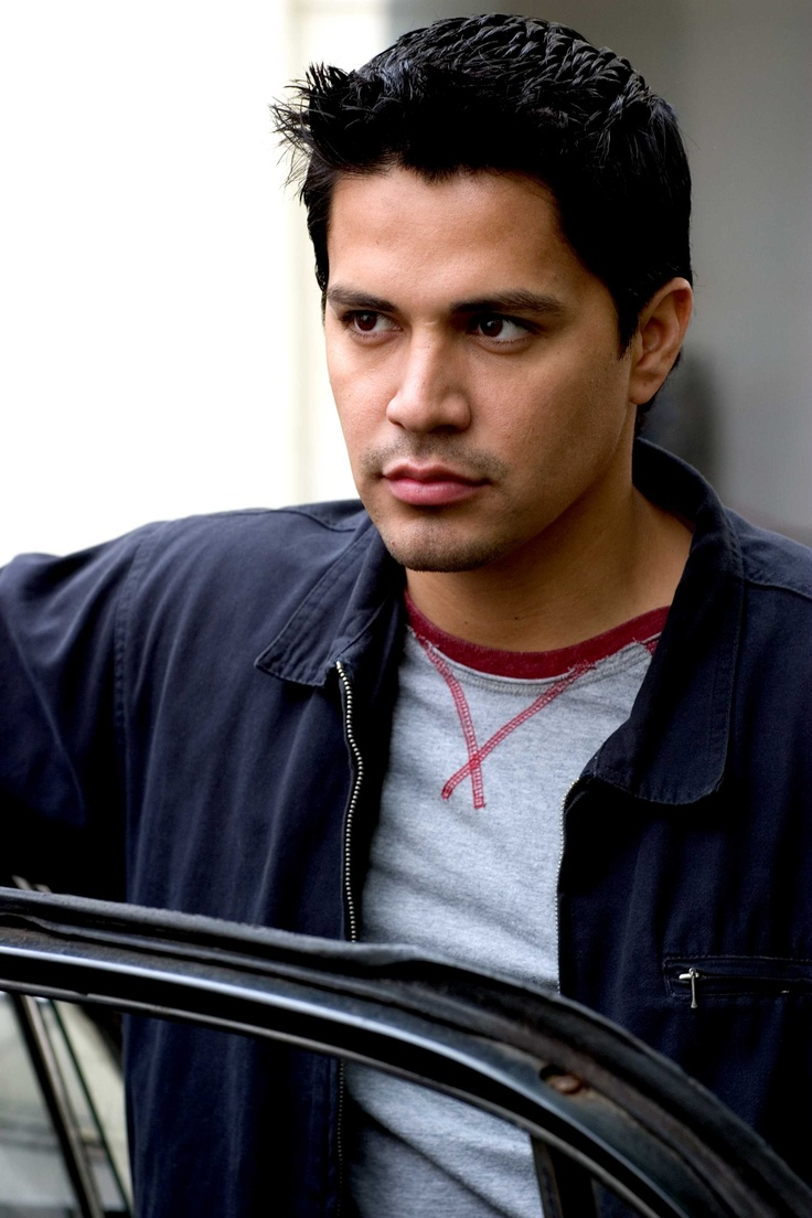 Inspiration for Gabriel (Gabe) Ferreira in Protecting Her Interests, Book 1) (IRL: Jay Hernandez)