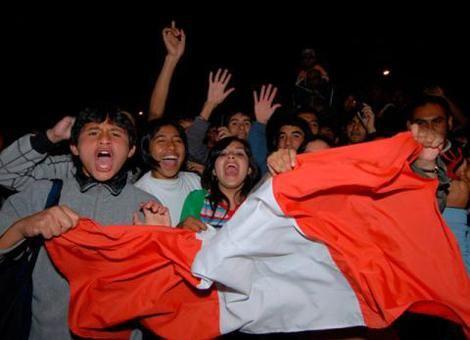 Gente de peru. Peruanos tipicos. Peruvians.
