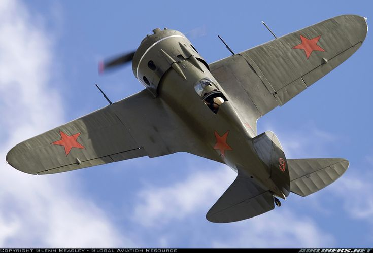 Soviet Fighter Aircraft: Polikarpov I-16