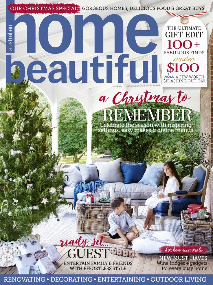 Home Beautiful December 2015