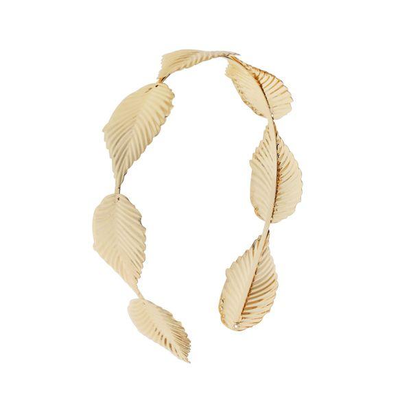 ободок для волос к образу на осенний бал из магазина бижутерии Lady Collection за 440 руб