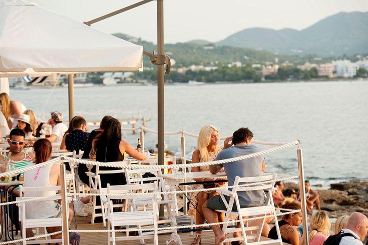 Espanja - Cafe del Mar San Antonio, Ibiza