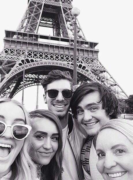 Sheppard in Paris