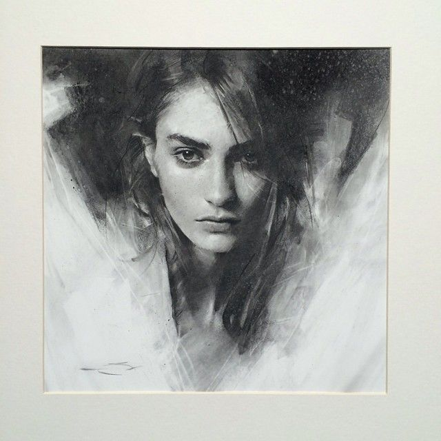 charcoals — Casey Baugh Fine Art                                                                                                                                                                                 Más