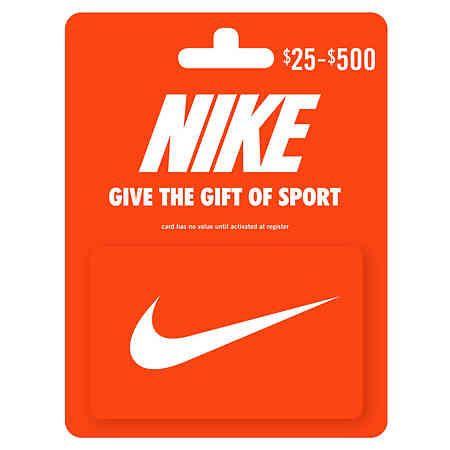 Die besten 25+ Nike gift card Ideen auf Pinterest | Entertainment ...