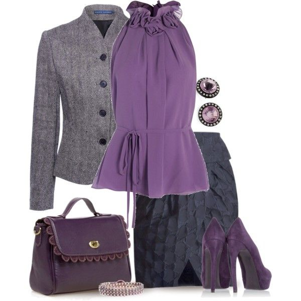 A fashion look from March 2013 featuring sleeveless shirts, Ralph Lauren and black skirt. Browse and shop related looks.