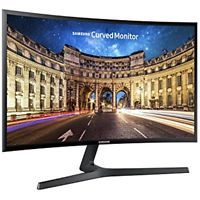 27 Inch Samsung Curved Computer Gaming Full HD Monitor Slim Wide Screen CF398 series