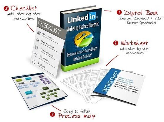Linkedin Marketing Business Blueprint