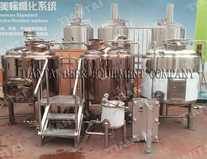 5 Bbl Electric Brewhouse With Ce Electric Brewhouse Beer Equipment For Sale Chinese Beer Equipment Chinese Beer Beer Equipment Brewery Equipment