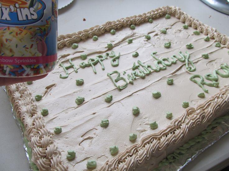 Filipino Mocha Cake Recipe, Goldilocks style!