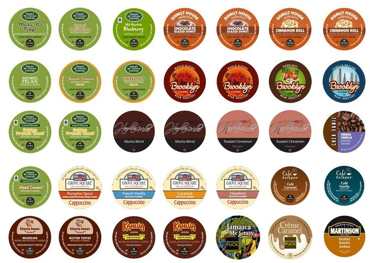 Gloria Jean's Hazelnut Keurig Single-Serve K-Cup Pods, Medium Roast Coffee, 72 Count (6 Boxes of 12 Pods) (Packaging may vary) by Gloria Jean's In Stock.