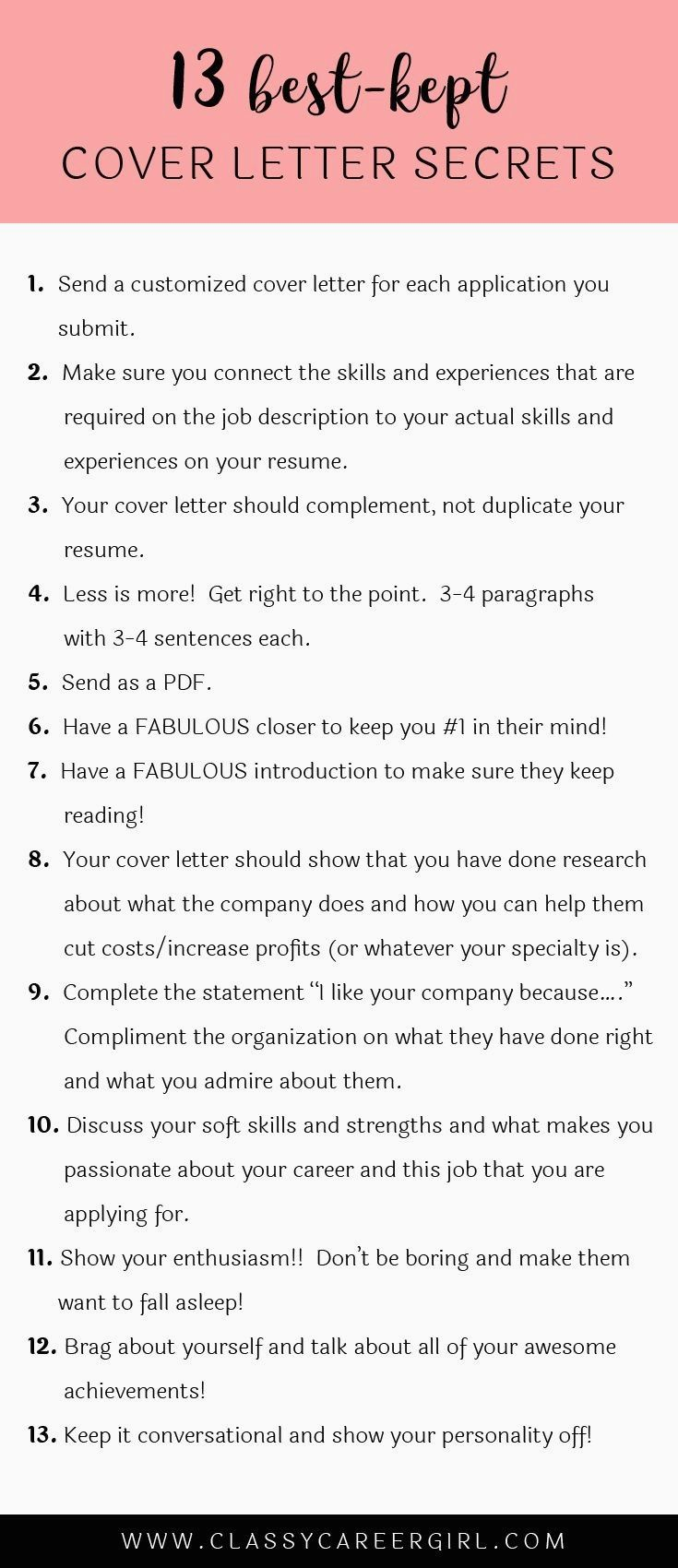 Think Cover Letters Dont Matter They Do Some Hiring Managers Only Want To See The Good Stuff Where You Really Brag About Yourself Here Is How