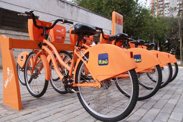 Os novos pontos de aluguel de bicicletas substituirão os 13 que foram fechados na região, devido à depredação.