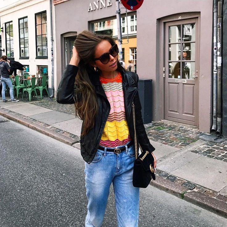 StreetStyle in #Copenhagen by #MariaKragmann
