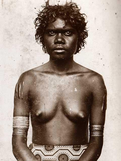 Consider, Australian aboriginal nude girls consider, that