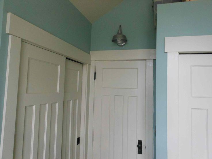 trim for doors | Installing Door Trim | Hammer Like a Girl