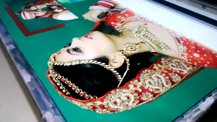 Professional Wedding Album Printing Machine, Wedding Photo Album Printer