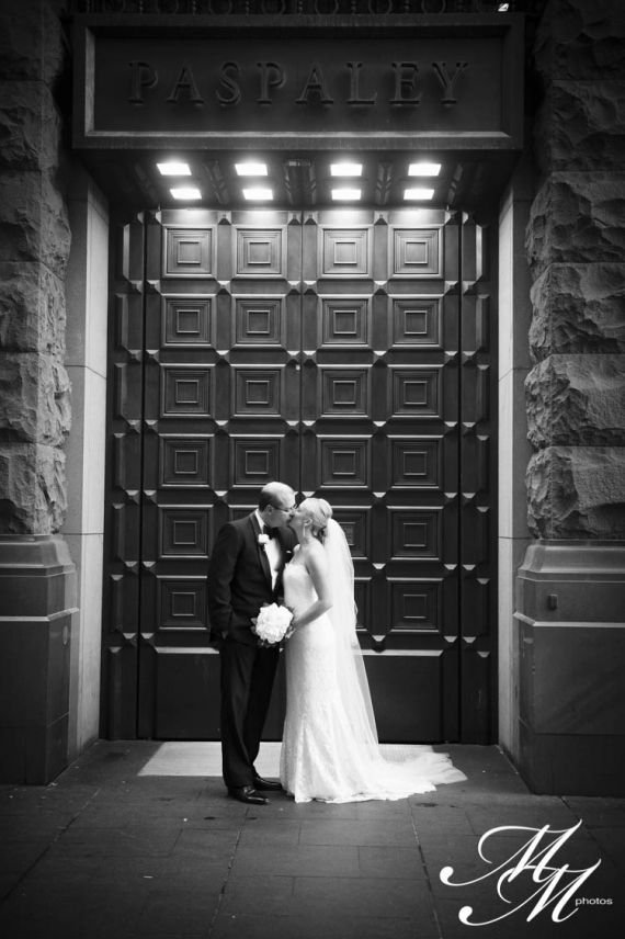 Samantha and Warren, Sydney Australia, Church Ceremony St Philips Catherdal, Wedding Reception Venue Sydney Opera House.  Our wedding was more than I could ever imagined it to be, with close friends and family, it was magical. Copyright: MM Photos