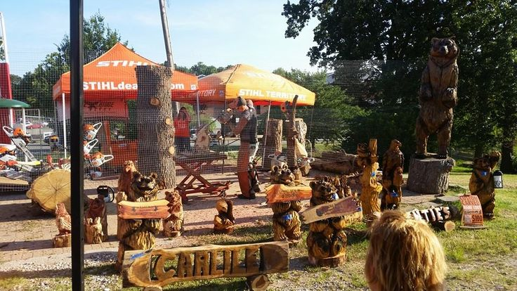 Best eagle ridge chainsaw carving media special events