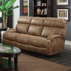 Barcalounger Barclay Power Reclining Sofa with Power Head Rests