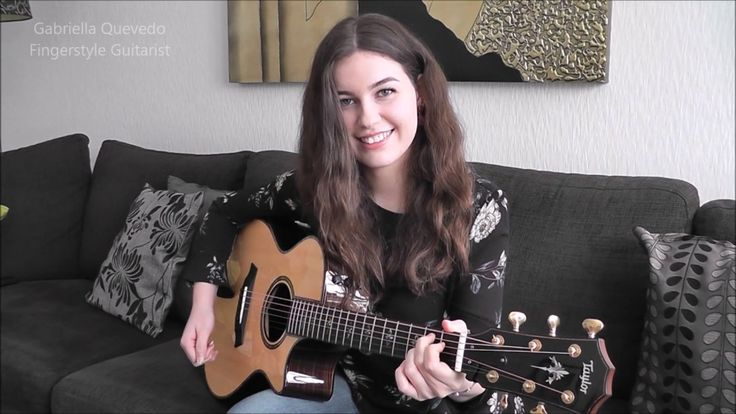 Infinite - Back fingerstyle guitar cover played by Gabriella Quevedo - acoustic fingerstyle guitar song - fingerstyle guitar tab