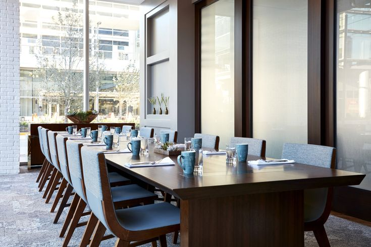 Marriott Marquis Houston Walker Street, Downtown Houston Restaurants With Private Dining Rooms