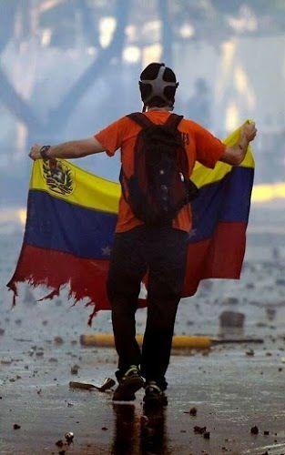 Venezuela #elquesecansapierde