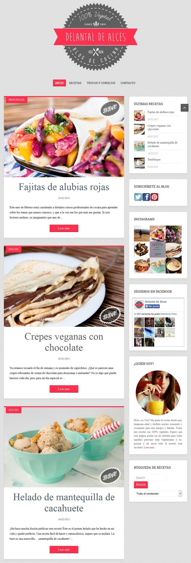1000 Images About Blogs Y P Ginas De Cocina Vegana On