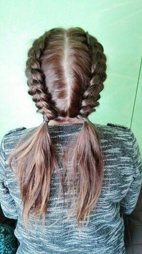 #boxerbraids #dutchbraids #braids #hairstyle
