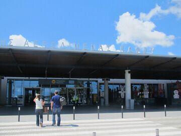 Baf (Paphos) Uluslararası Havalimanı