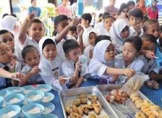 Tips Agar Laris Manis Jualan di Kantin Sekolah