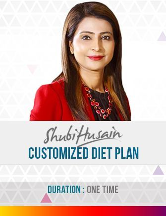 ShubiHusain offers online healthy diet plans, online diet consultation & online Indian diet plans. Visit us to know more about custom & diabetic diet plan