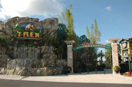 T Rex restaurant opens at Downtown Disney | The DIS Unplugged Disney Podcast