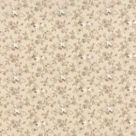 Blue Barn Prints Cream 42273 15 Natural Florals