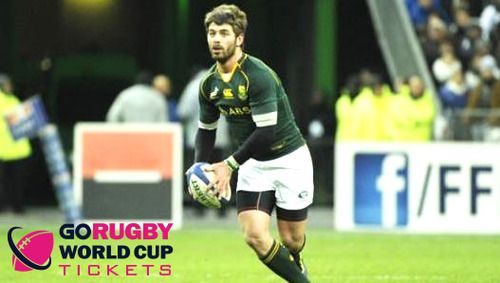Willem Jacobus le Roux is a South African rugby union footballer.