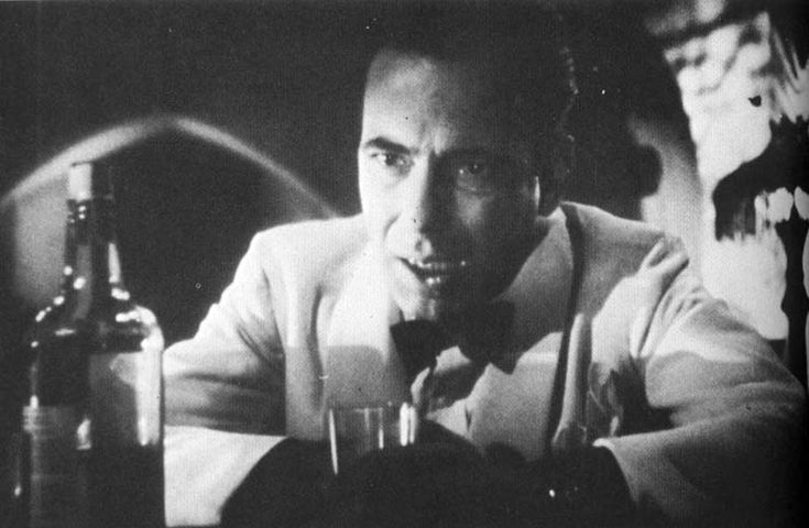 Of all the gin joints in all the world...