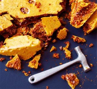 Honeycomb recipe! HAVE to try!