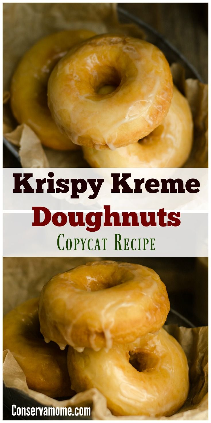 This delicious Krispy Kreme Doughnuts Copycat Recipe will be a huge hit. Packed with the delicious flavors that have made these doughnuts a huge favorite.