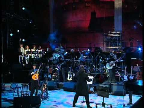 ▶ Mike Oldfield - Tubular bells II (Live in Edinburgh castle) 1992 - YouTube. Filming pretty poor, but the music is worth it.