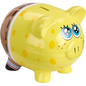 Sponge Bob Piggy Bank