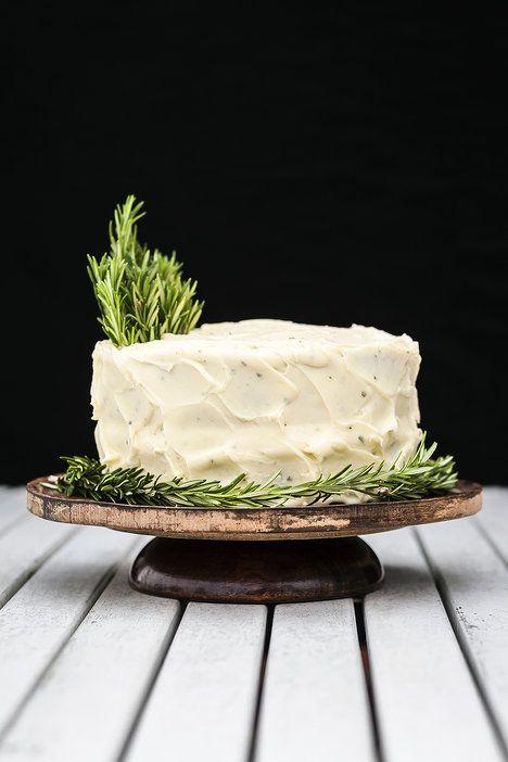 Chuť a vůně rozmarýnu se s citronovým korpusem a jemným krémem báječně doplňují; Eva Malúšová