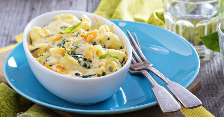 Healthy Vegan Pumpkin Mac And Cheese