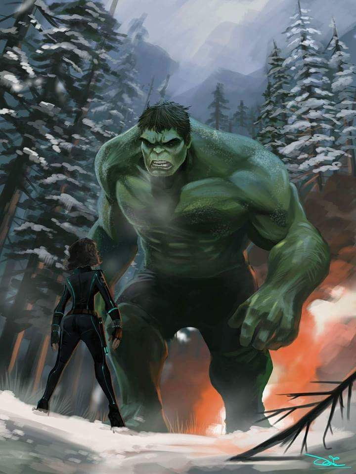 #Hulk #Fan #Art. (Hulk of winter) By: Tontanat. (THE * 5 * STÅR * ÅWARD * OF: * AW YEAH, IT'S MAJOR ÅWESOMENESS!!!™)[THANK Ü 4 PINNING!!!<·><]<©>ÅÅÅ+(OB4E)